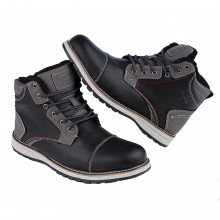 Ghete Alexander Black Grey