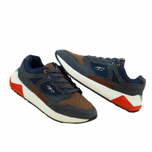 Incaltaminte Sport Denim 2 Brown