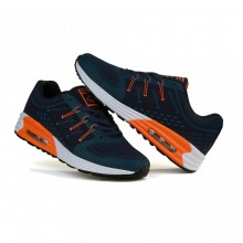 Incaltaminte Sport Ax Boxing Lionel Navy Orange