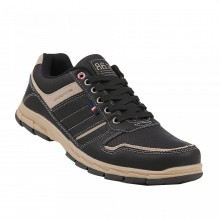 Incaltaminte Casual Arrigo Bello Clark Black