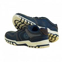 Pantofi Sport Bruno Navy Gold