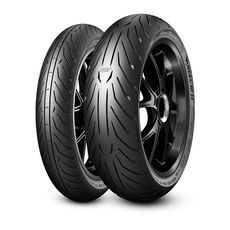 PIRELLI - SET ANGEL GT II: 120/70-17 + 180/55-17
