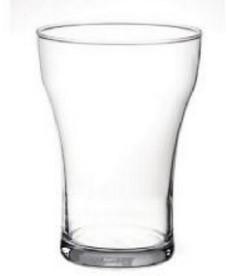 Vaza sticla Maine H 19.5 D 14 cm