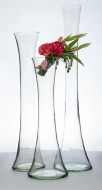 Vaza sticla Emma H 60 cm