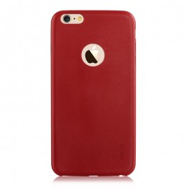 Husa iPhone 6 / iPhone 6S Apple Passion Red (flexibil)