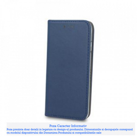 Husa Carte Smart Magnetic Nokia 2.3, NAVY BLUE