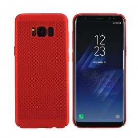 Huse Heat Dispersal Samsung Galaxy S8, Red
