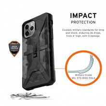 Husa Apple iPhone 11 Pro UAG Pathfinder Armor Feather-Light, Grey