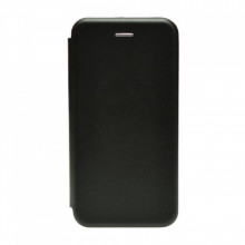 Husa Magnet Book Case Oppo A12, Black