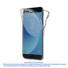 Husa Samsung Galaxy A21S Tpu Full Body Transparenta