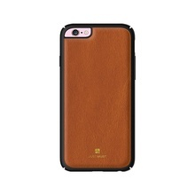 Husa iPhone 6 / iPhone 6S Just Must  Brown (protectie margine 360°)