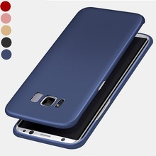 Carcase pentru Samsung Galaxy S8 / S8 Plus Simple Matte