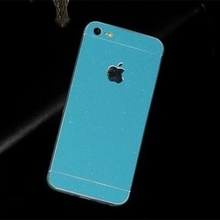 Folie colorata Full Body Bling Diamond pentru Apple iPhone 5 / iPhone 5S