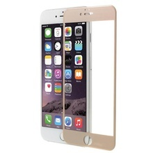 Folie temperata 0.2mm CURBATA FULL 3D pentru iPhone 6 / 6S