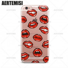 Huse Lipstick Kylie iPhone 6S/6S Plus/7/7 Plus