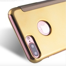 Resigilat - Husa pentru telefon Clear View Mirror Case Apple iPhone 7 / 7 Plus