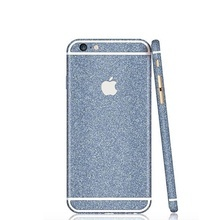 Folie protectie ecran Diamond pentru iPhone 6 / 6S / 6 Plus / 6S Plus - Sea Blue