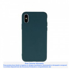 Husa Matt Tpu Huawei Y5 2019, Forest Green