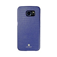 Husa Samsung Galaxy S6 G920 Just Must Croco Blue