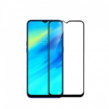 Folie de protectie glass full screen Samsung Galaxy A10 Clear/Black