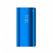 Husa Xiaomi Redmi Note 9S / Note 9 Pro Clear View Blue