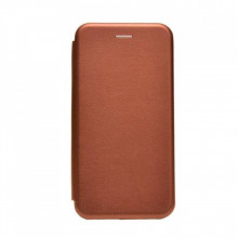 Husa Smart Magnet Book Case Huawei P30 Lite, Bordo