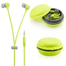 Casti In-ear yummy Macaroon 3,5 mm - Universale