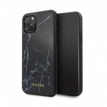Husa iPhone 11 Pro Guess Marble Black
