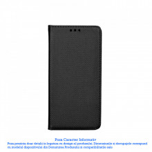 Husa Samsung Galaxy A21S Flip Case Book Black