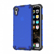 Husa Shockproof pentru Apple iPhone XR, Albastra