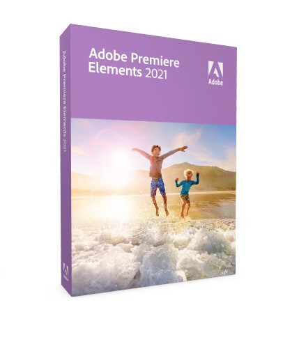 Adobe  Premiere Elements 2021 ENG Win / Mac - electronica