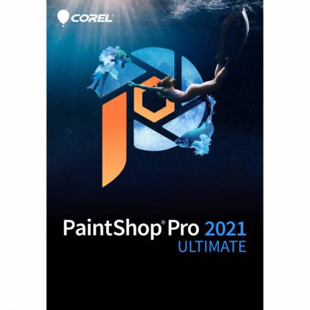 Corel PaintShop Pro 2021 ULTIMATE - Electronica