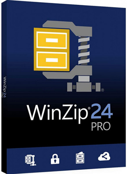 Corel WinZip 24 Pro ENG Win, 2 Calculatoare, Licenta permanenta