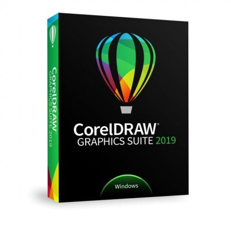 CorelDRAW Graphics Suite 2019, Windows, licenta electronica, abonament anual