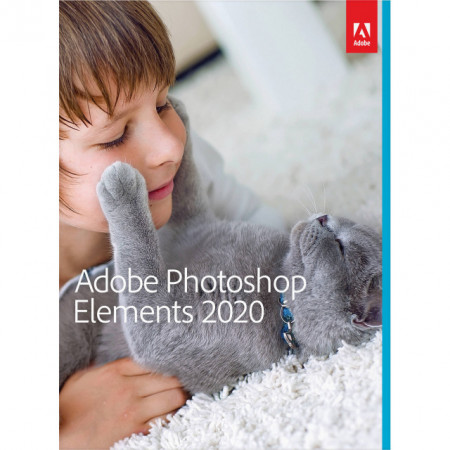 Adobe Photoshop Elements 2020 WIN/MAC - licenta electronica