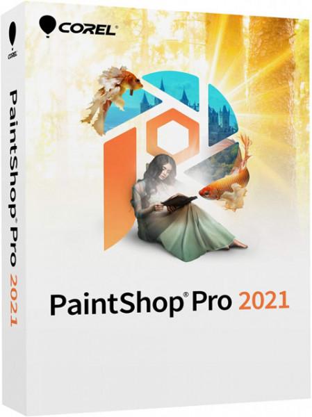 CorelPaintShop Pro 2021 - Electronica