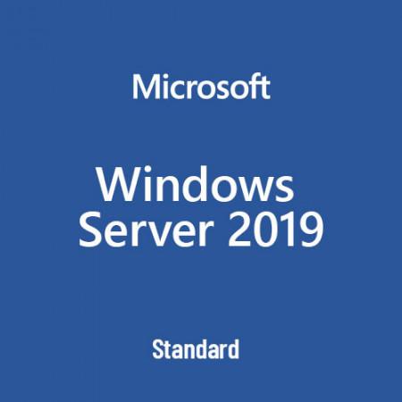 Windows Server 2019 Standard - 2 Core License Pack