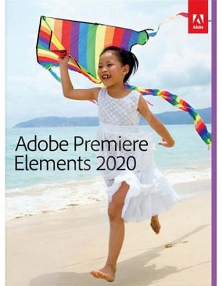 Adobe Premiere Elements 2020 WIN/MAC - licenta electronica