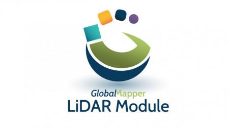 BLUE MARBLE - LIDAR MODULE FOR GLOBAL MAPPER V21