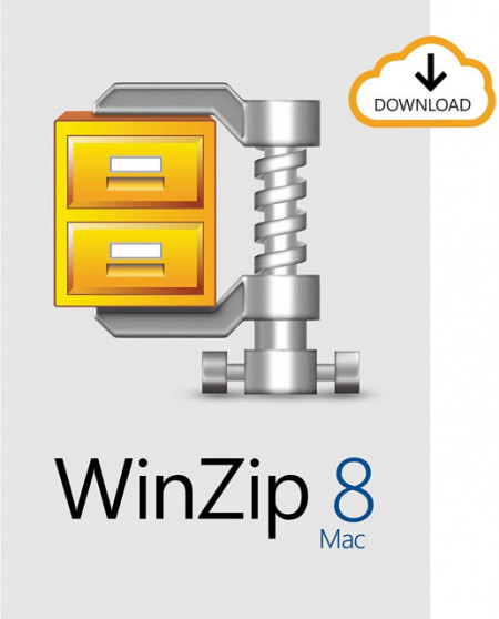 Corel WinZip Mac Edition 8 ENG, 2 calculatoare, Licenta permanenta