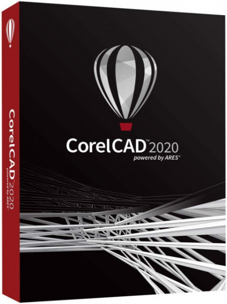 CorelCAD 2020 MULTI Win / Mac - Upgrade