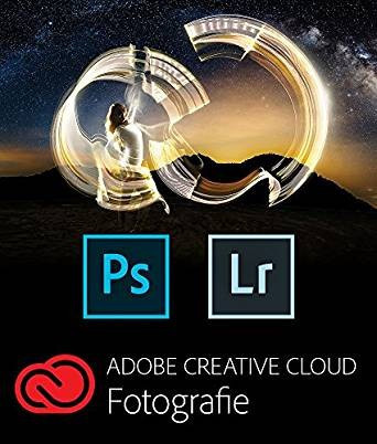 Adobe Photoshop CC si Lightroom CC 1TB, Windows/Mac, 1 An