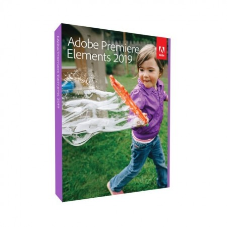 Adobe Premiere Elements 2019 ENG Win/Mac - Educationala