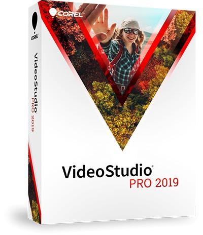 VideoStudio Pro 2019 - licenta electronica