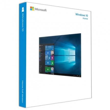 Windows 10 Home, 32/64 bit, Limba Engleza, OEM, DVD