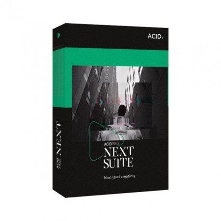 Acid Pro Next Suite Upgrade