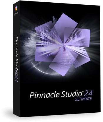 Pinnacle Studio 24 Ultimate - Licenta Electronica