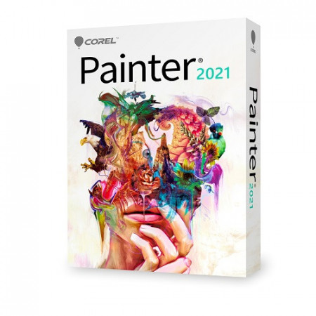 Corel Painter 2021 MULTI Win / Mac educationala