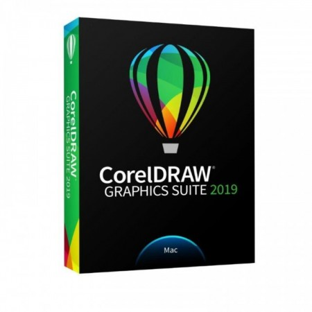 CorelDRAW Graphics Suite 2019, MAC, licenta educationala, electronica