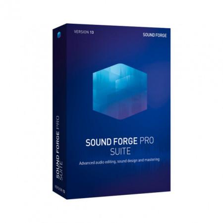 Sound Forge Pro 13 Suite Upgrade